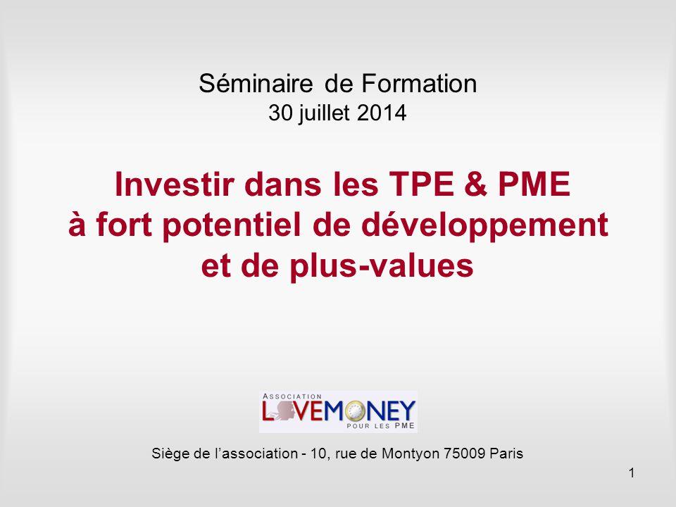 Siège de l'association - 10, rue de Montyon 75009 Paris