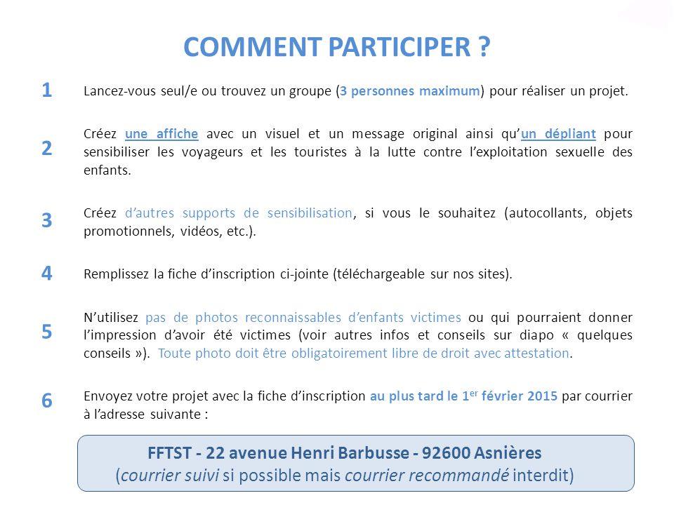FFTST - 22 avenue Henri Barbusse - 92600 Asnières