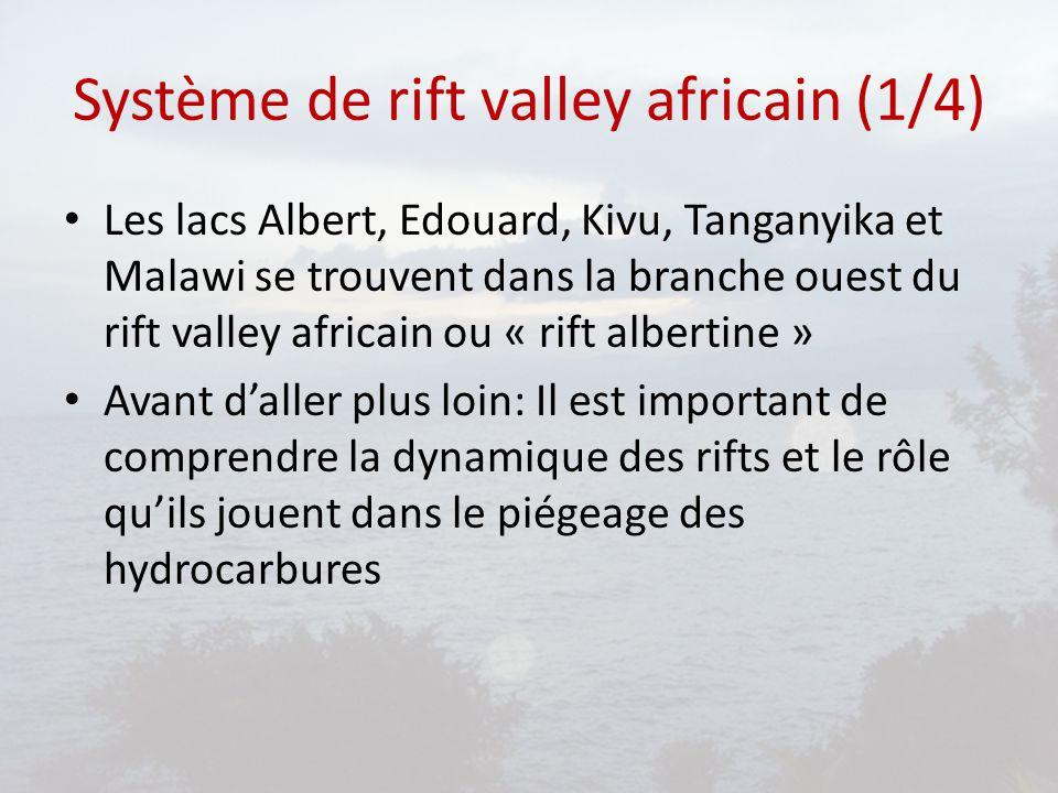 Système de rift valley africain (1/4)