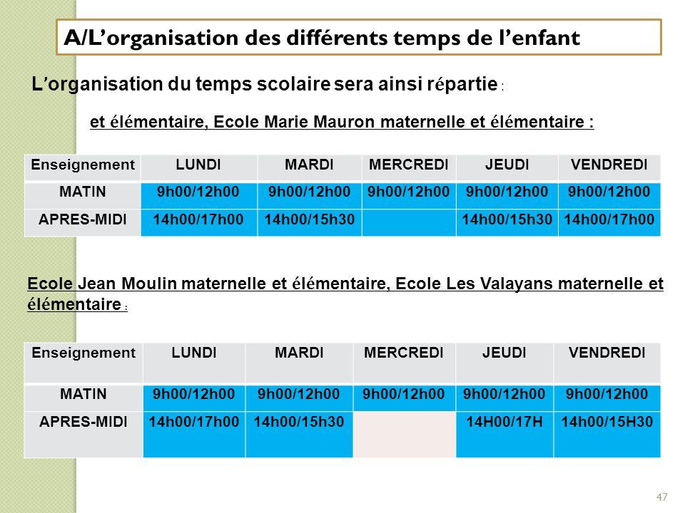 et élémentaire, Ecole Marie Mauron maternelle et élémentaire :