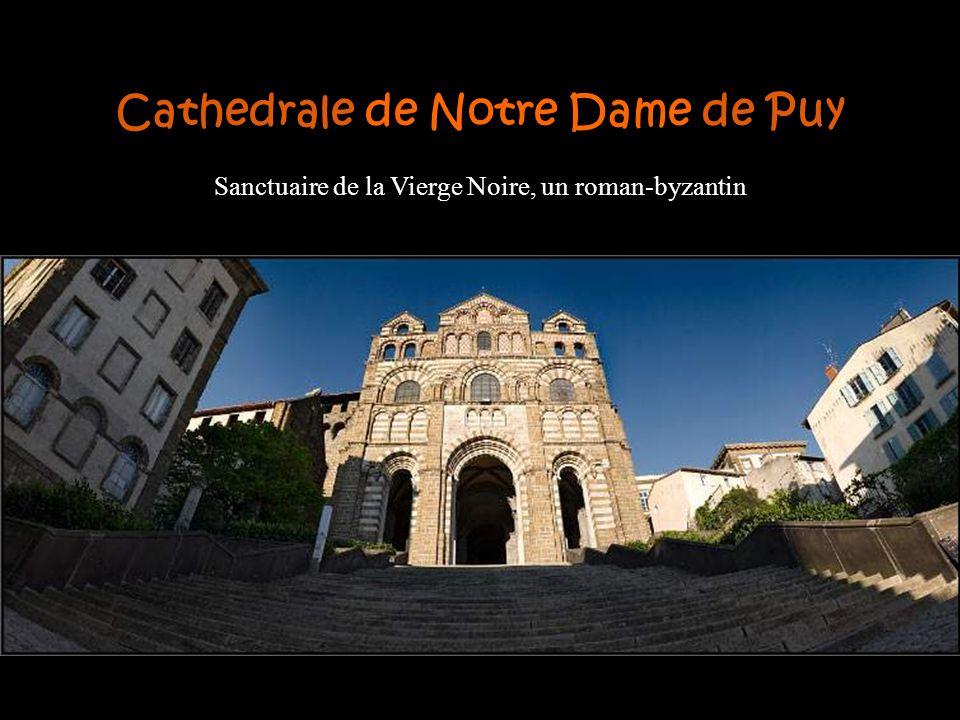 Cathedrale de Notre Dame de Puy
