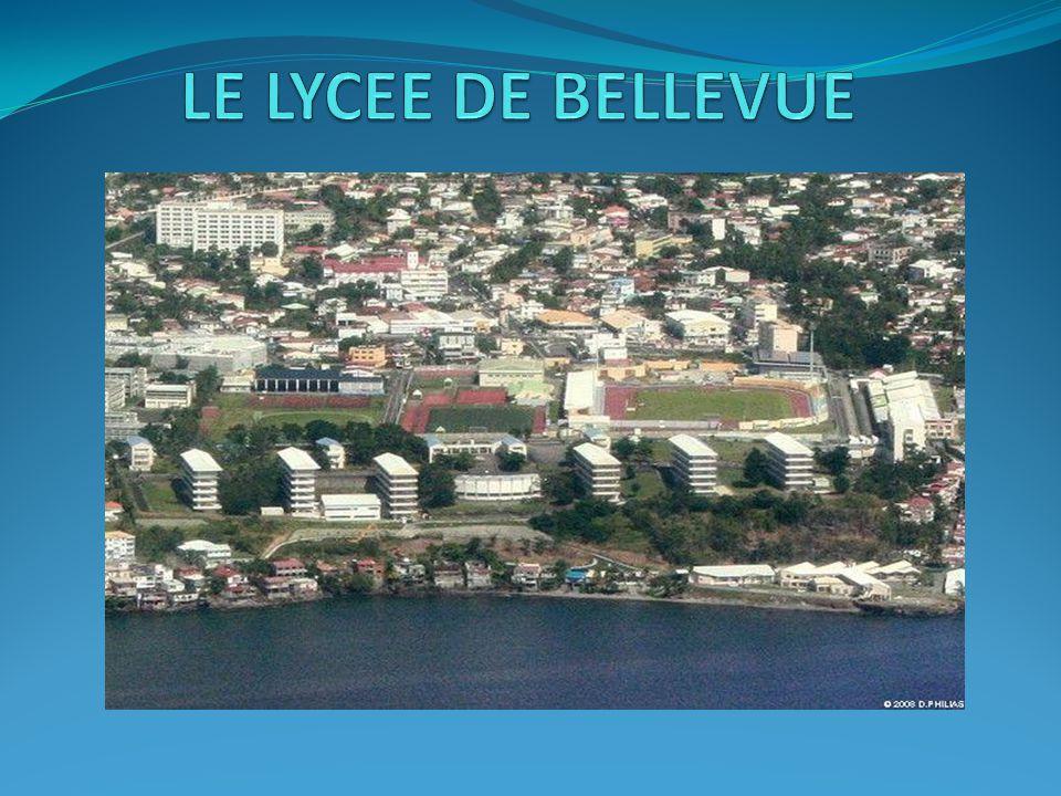 LE LYCEE DE BELLEVUE 1985 ELEVES