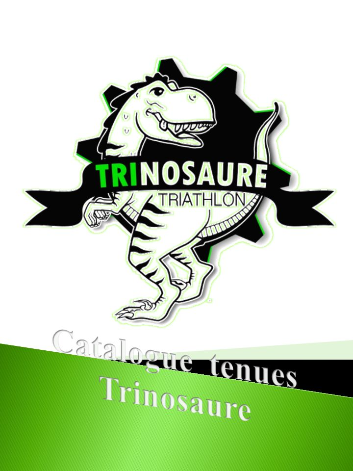 Catalogue tenues Trinosaure