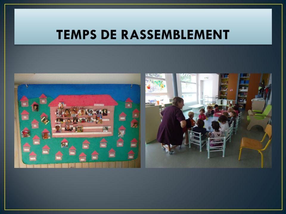 TEMPS DE RASSEMBLEMENT