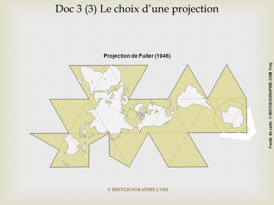 Projection de Fuller (1946)