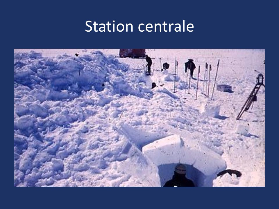 Station centrale