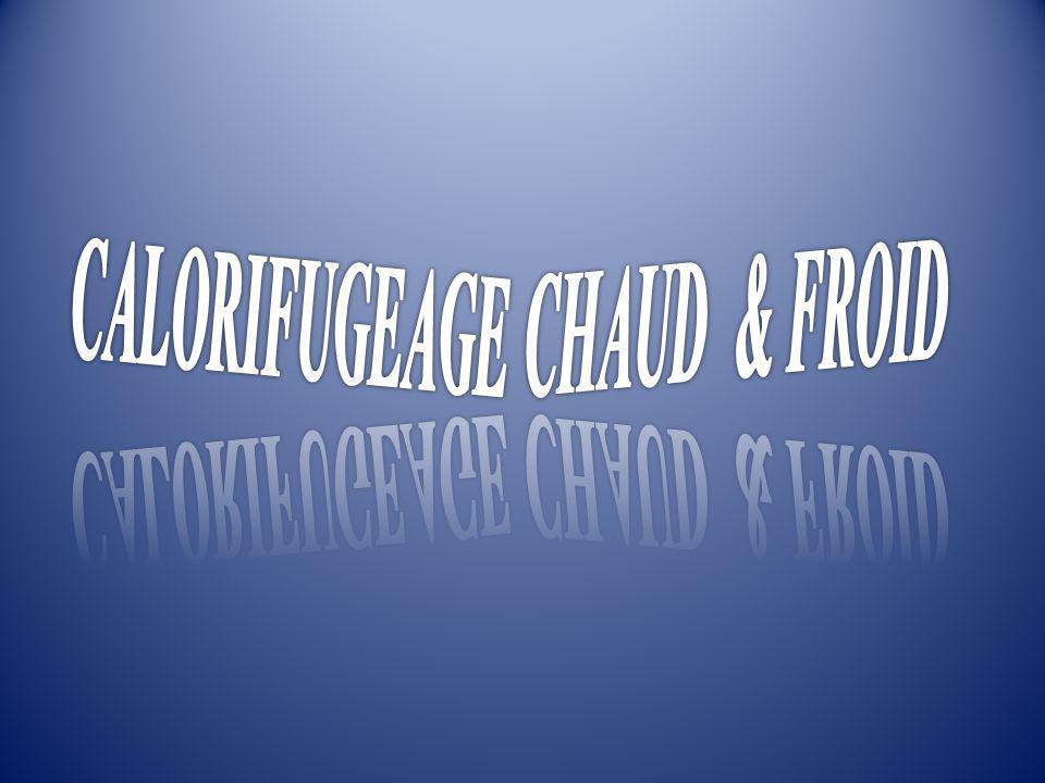 CALORIFUGEAGE CHAUD & FROID
