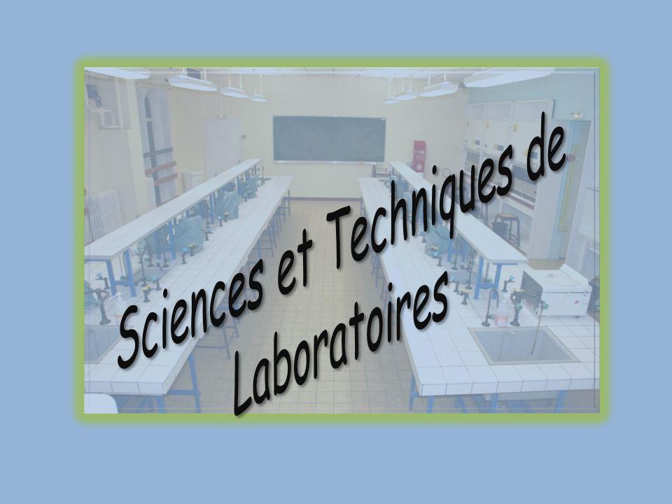 Sciences et Techniques de Laboratoires