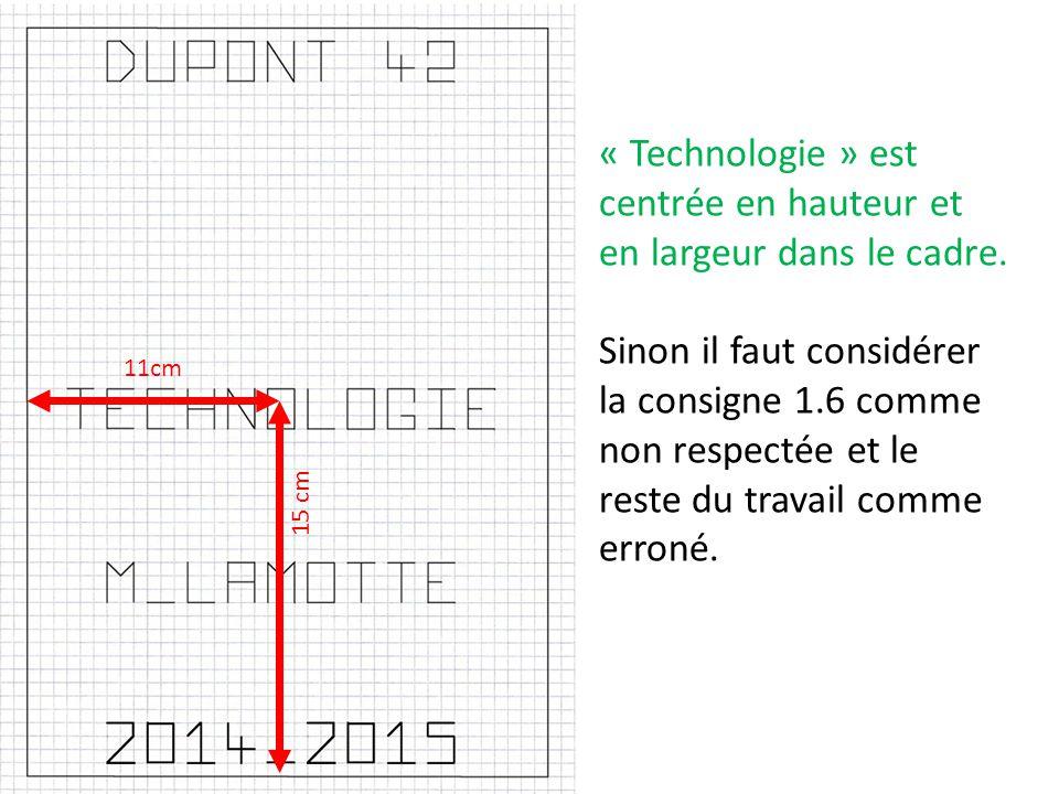 « Technologie » est centrée en hauteur et en largeur dans le cadre.