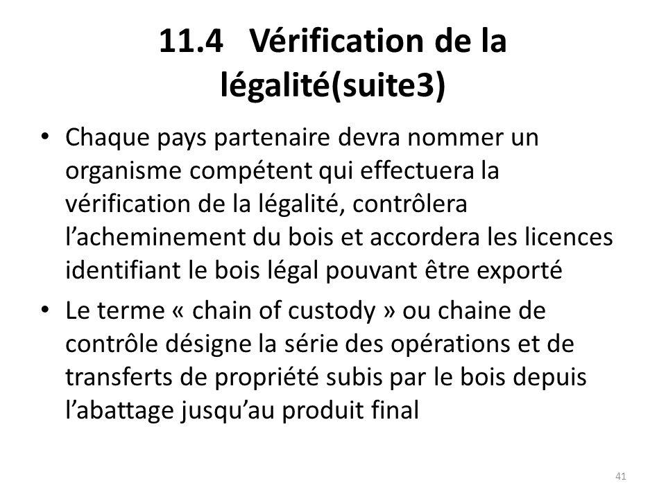 11.4 Vérification de la légalité(suite3)