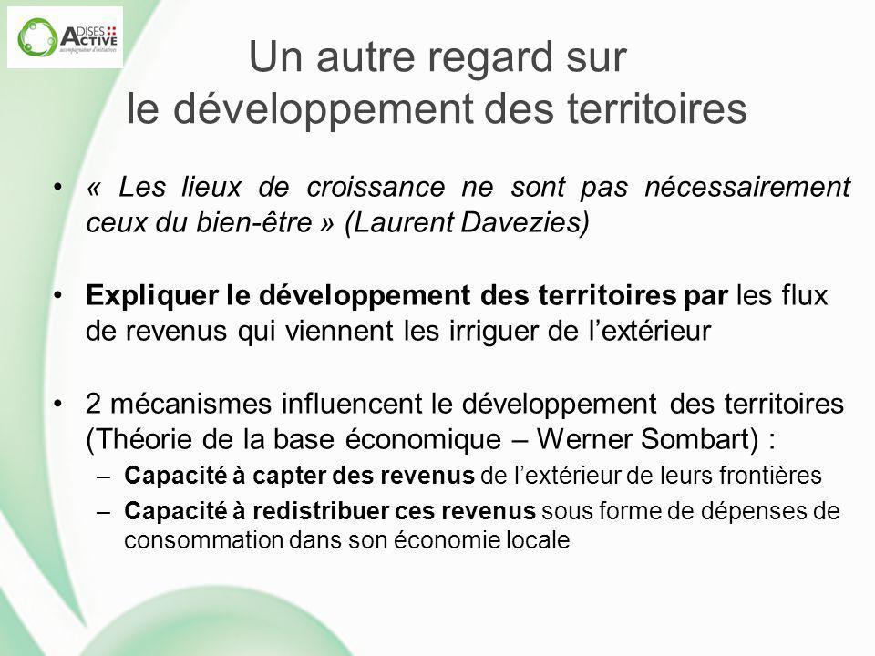 Un autre regard sur le développement des territoires