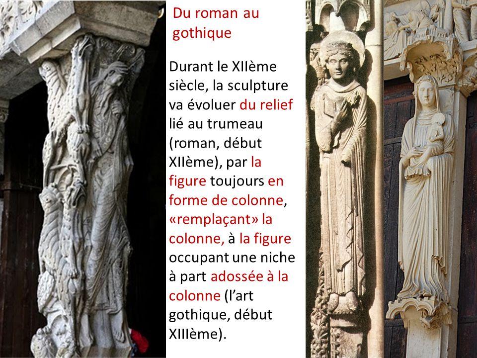 Du roman au gothique