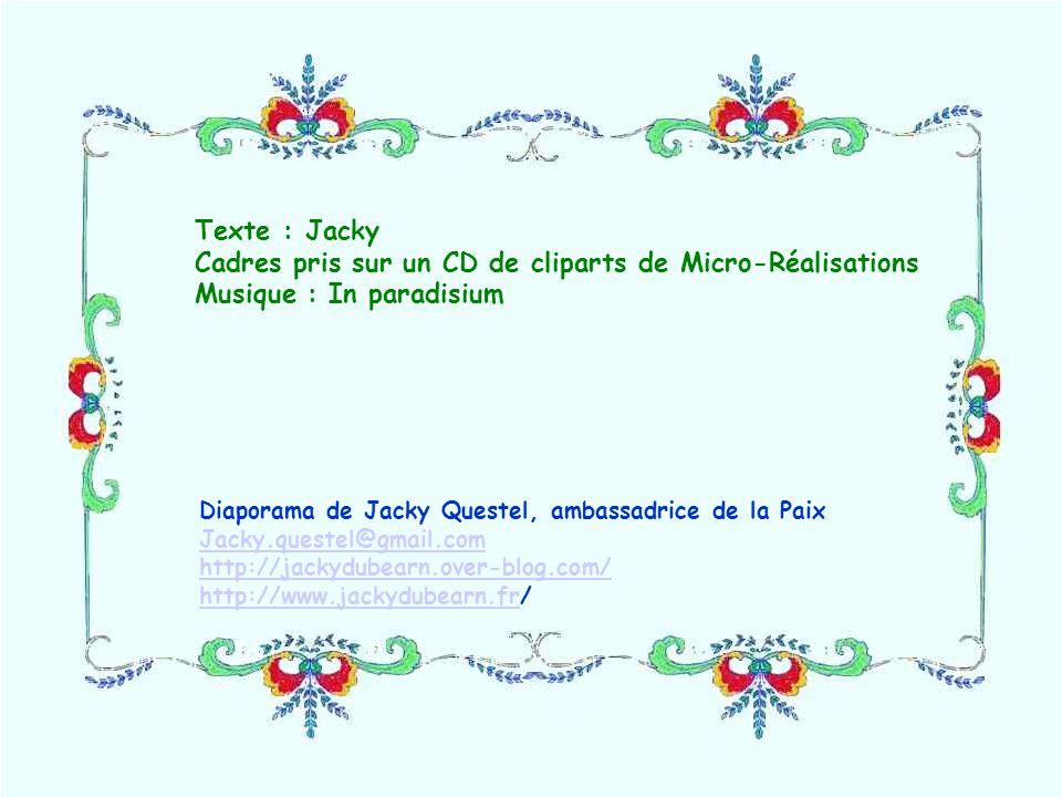 Cadres pris sur un CD de cliparts de Micro-Réalisations