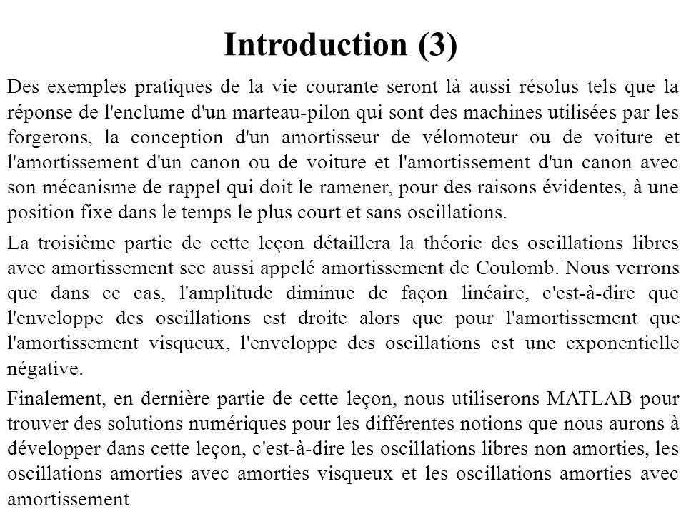 Introduction (3)