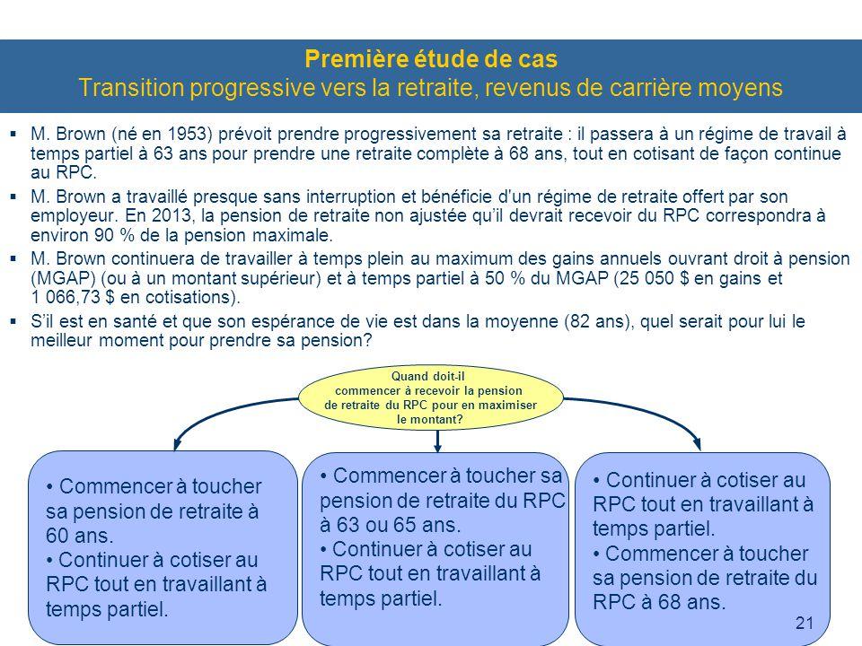 commencer à recevoir la pension de retraite du RPC pour en maximiser