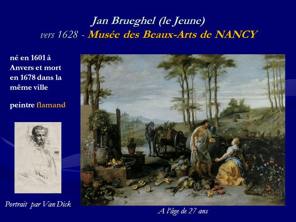 Jan Brueghel (le Jeune)