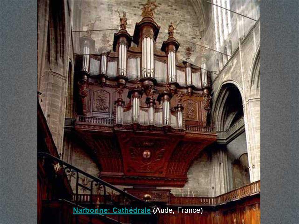 Narbonne: Cathédrale (Aude, France)