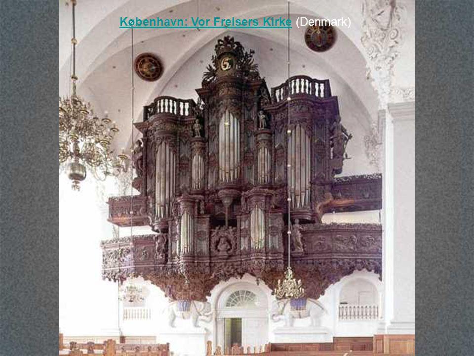 København: Vor Frelsers Kirke (Denmark)
