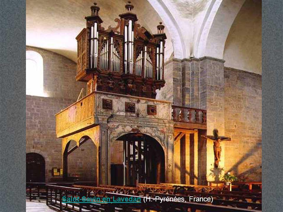 Saint-Savin en Lavedan (H.-Pyrénées, France)