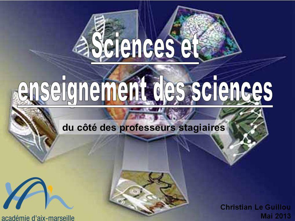 enseignement des sciences