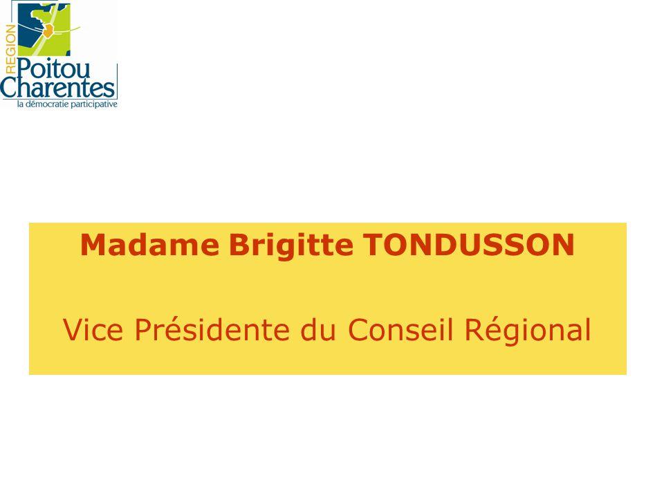 Madame Brigitte TONDUSSON
