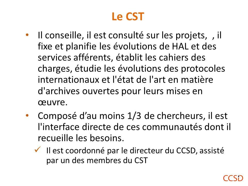 Le CST