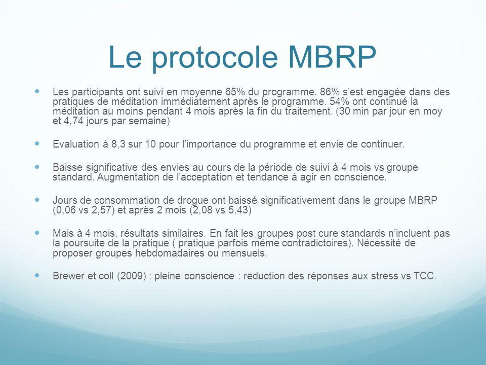 Le protocole MBRP