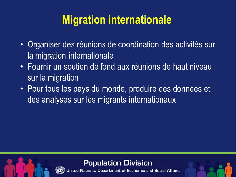 Migration internationale