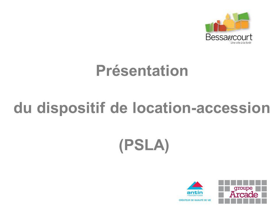 du dispositif de location-accession