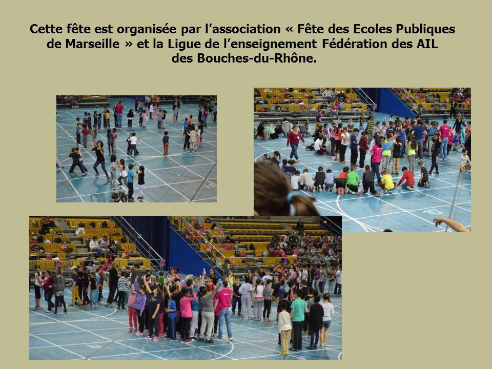 Cette fête est organisée par l'association « Fête des Ecoles Publiques de Marseille » et la Ligue de l'enseignement Fédération des AIL des Bouches-du-Rhône.