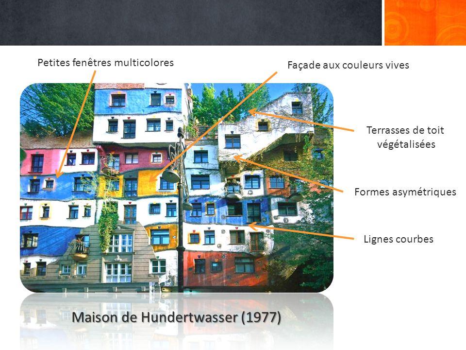 Maison de Hundertwasser (1977)