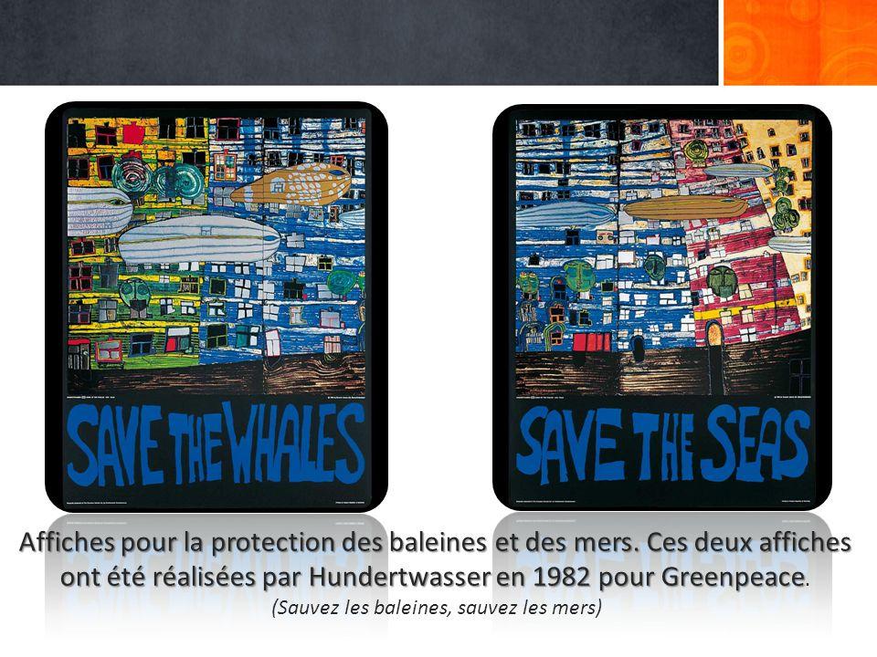 (Sauvez les baleines, sauvez les mers)