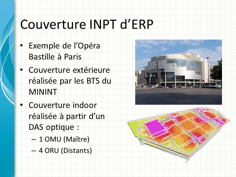 Couverture INPT d'ERP Exemple de l'Opéra Bastille à Paris