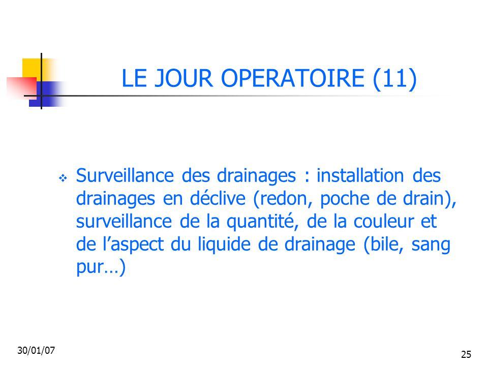 LE JOUR OPERATOIRE (11)