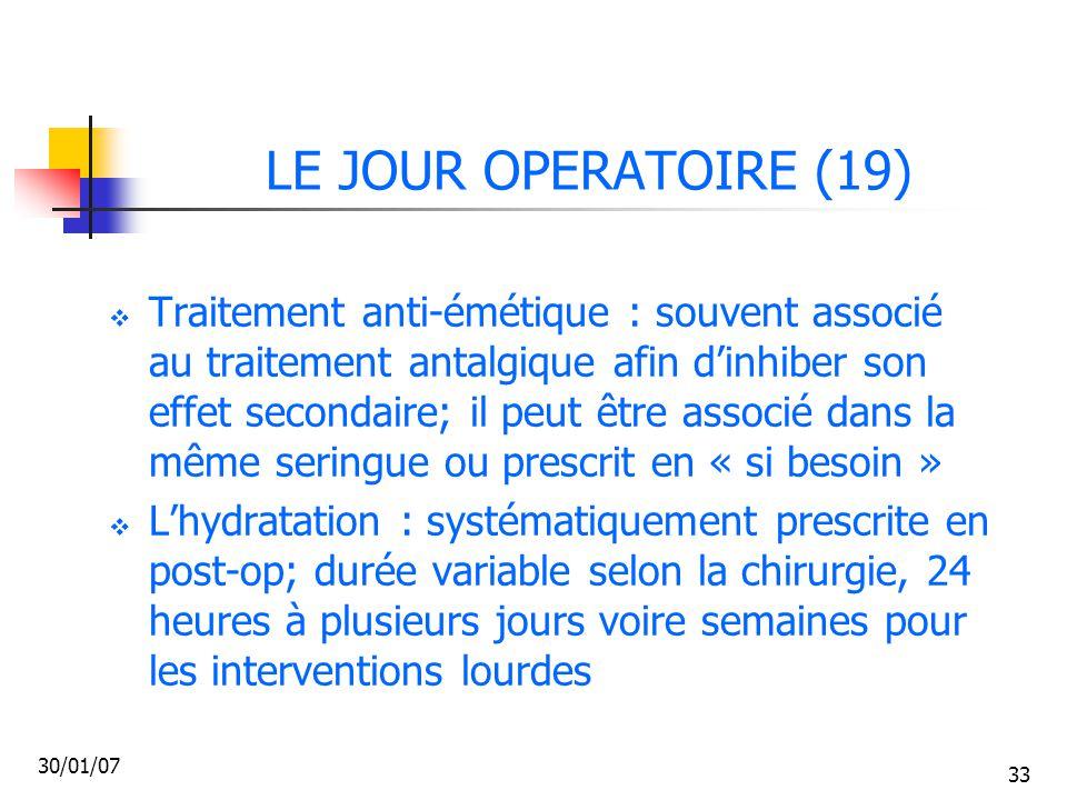 LE JOUR OPERATOIRE (19)