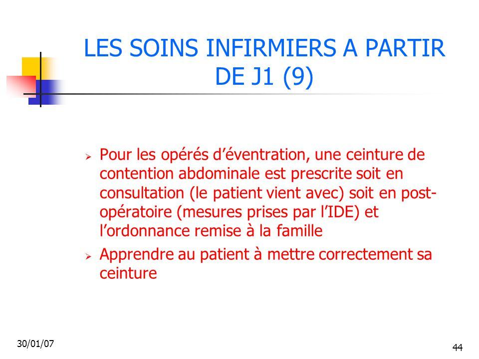 LES SOINS INFIRMIERS A PARTIR DE J1 (9)