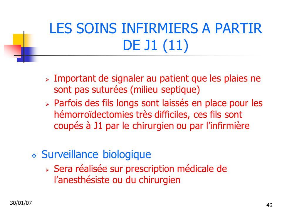LES SOINS INFIRMIERS A PARTIR DE J1 (11)