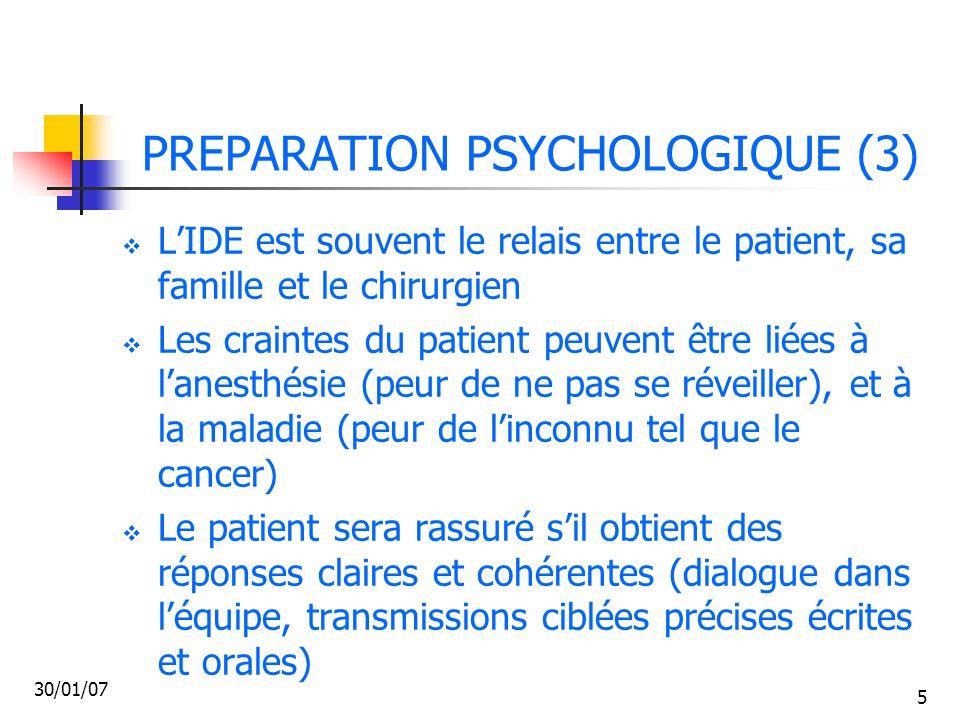 PREPARATION PSYCHOLOGIQUE (3)