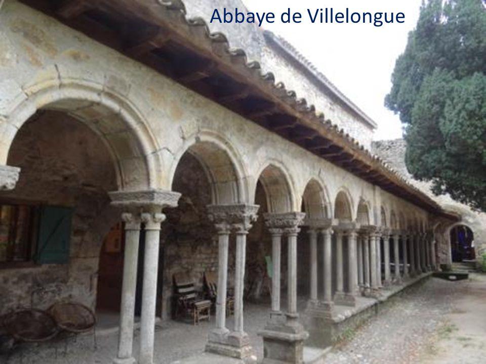 Abbaye de Villelongue Abbaye de Villelongue