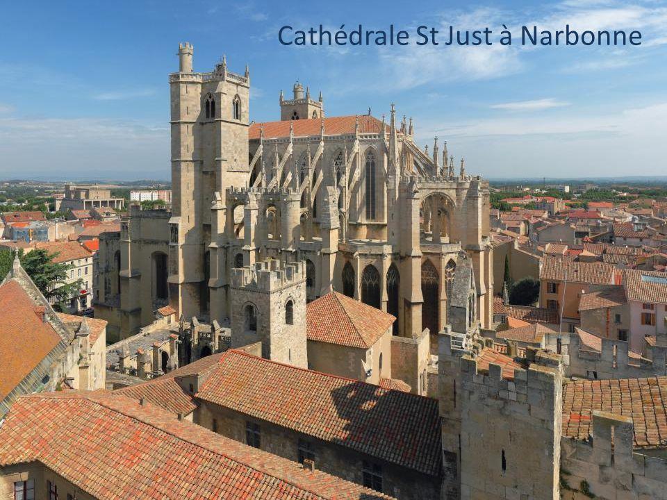 Cathédrale St Just à Narbonne