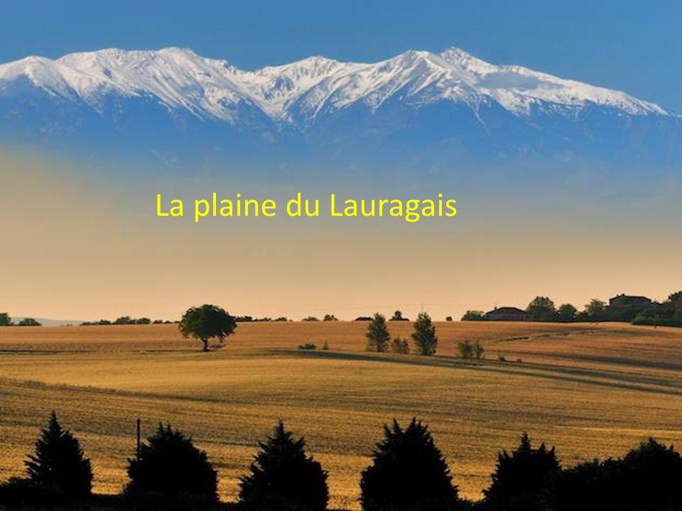 La plaine du Lauragais La plaine du Lauragais