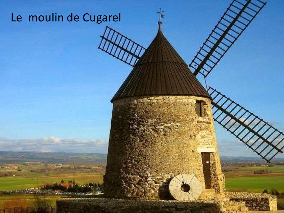 Le moulin de Cugarel Le moulin de Cugarel