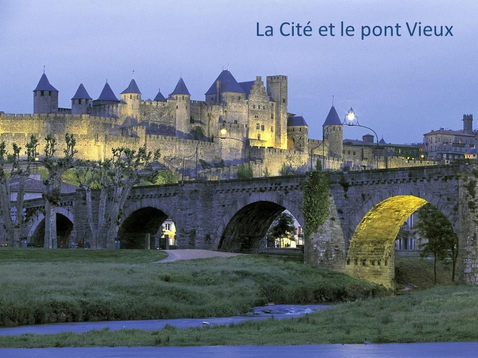 La Cité et le pont Vieux La Cité et le pont Vieux