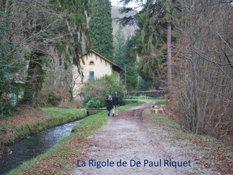La Rigole de De Paul Riquet