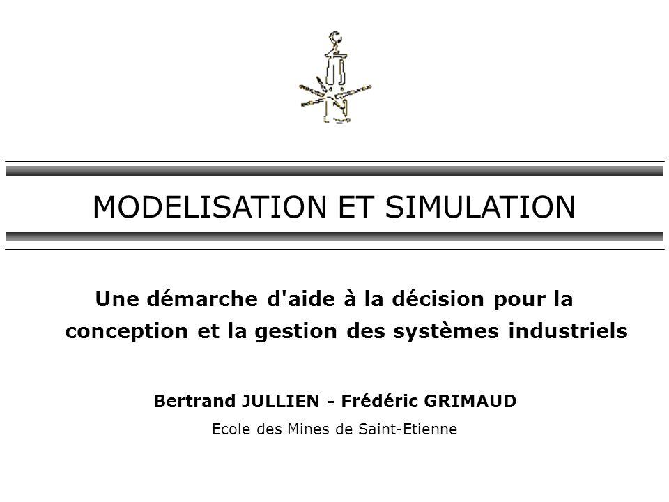 MODELISATION ET SIMULATION