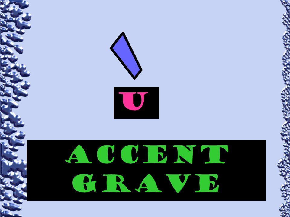 ` U A E accent grave
