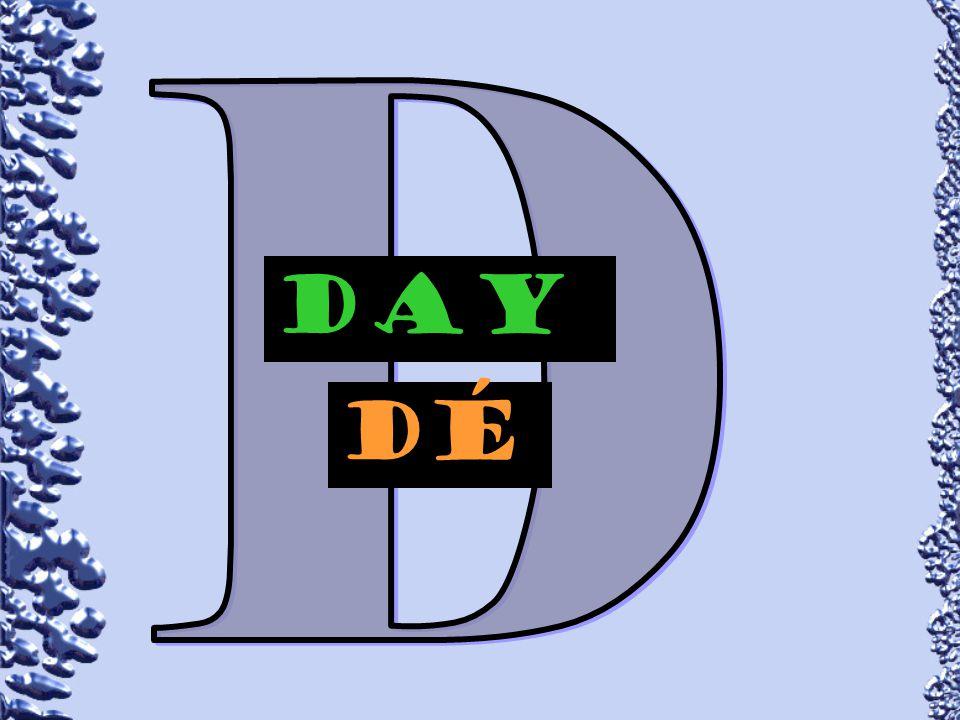 D DAY dÉ