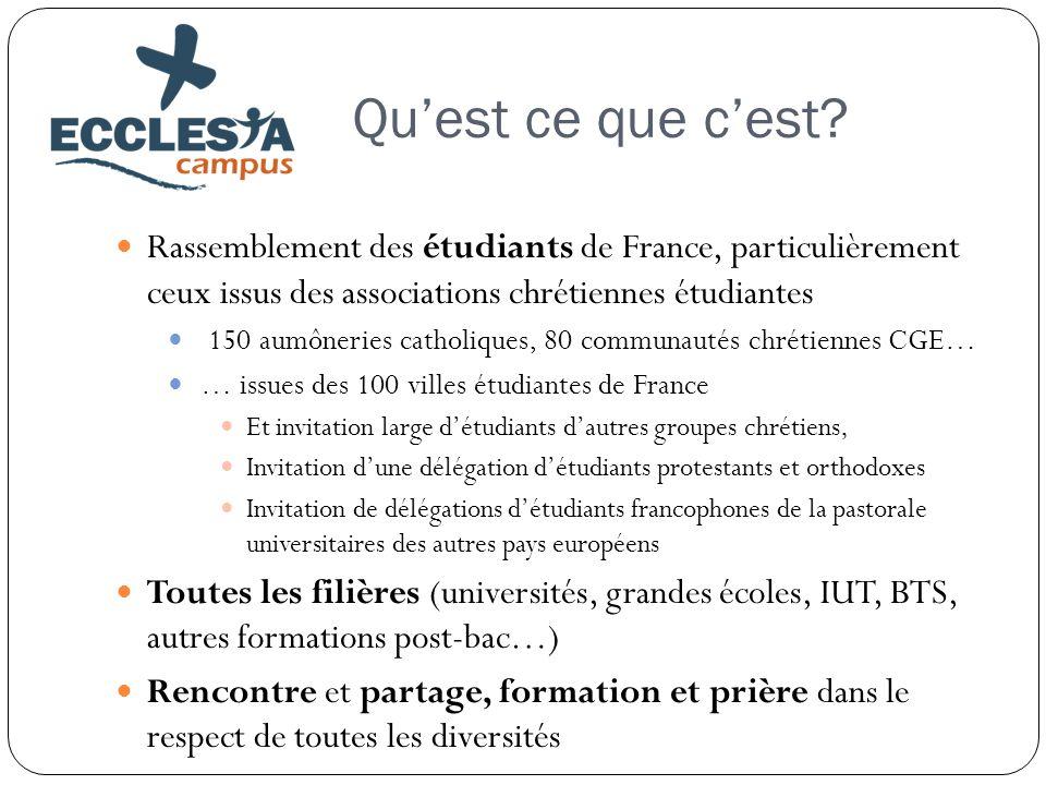 Qu'est ce que c'est Rassemblement des étudiants de France, particulièrement ceux issus des associations chrétiennes étudiantes.