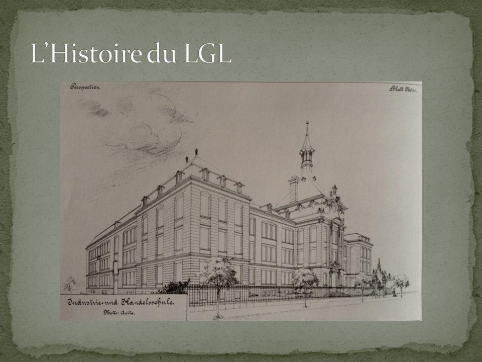 L'Histoire du LGL Van Werveke