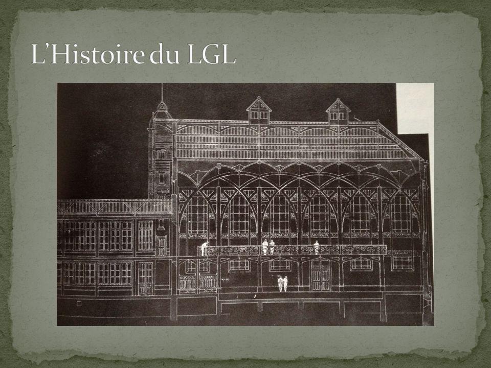 L'Histoire du LGL Serta, salle de gym